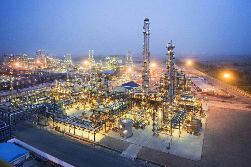 Takreer Ruwais Refinery