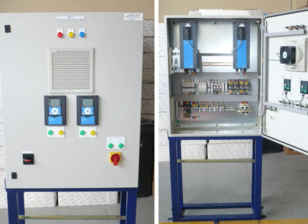 Booster Pump Control Panel