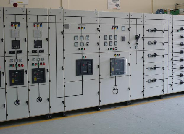 LV Panel or Main Distribution Board upto 7100 Ampere (with Synchronization)