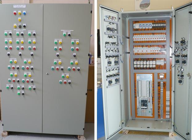 Motor Control Panel (MCP)