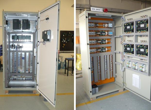 PLC / SCADA / Automation Panel