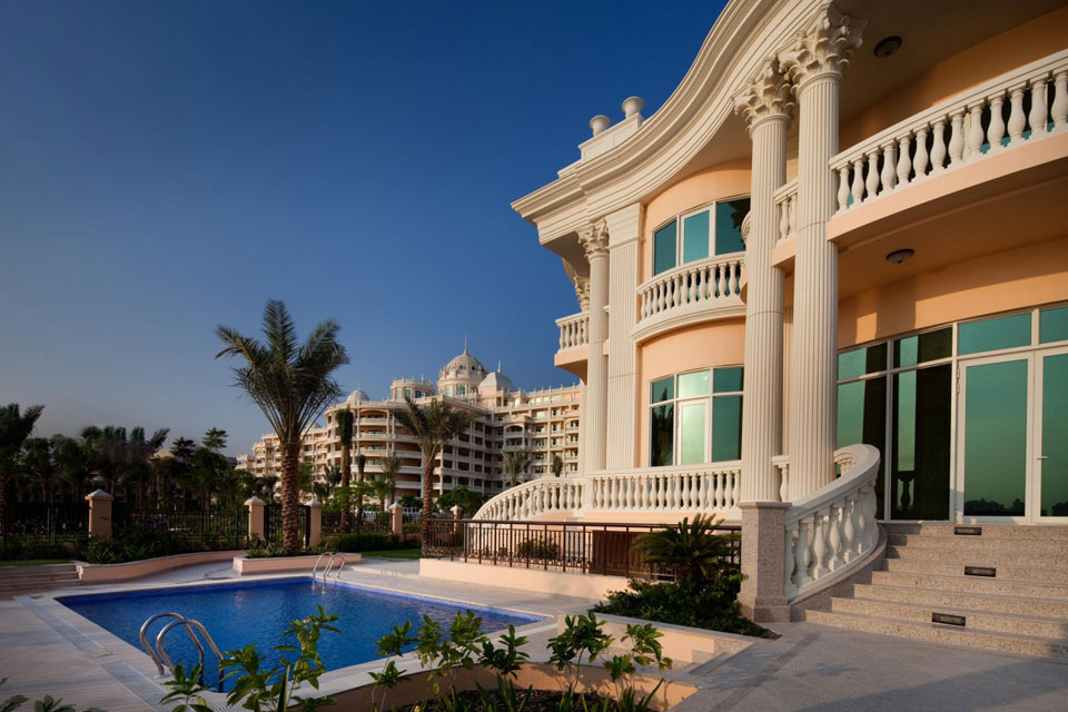 Palm Jumeira Villa