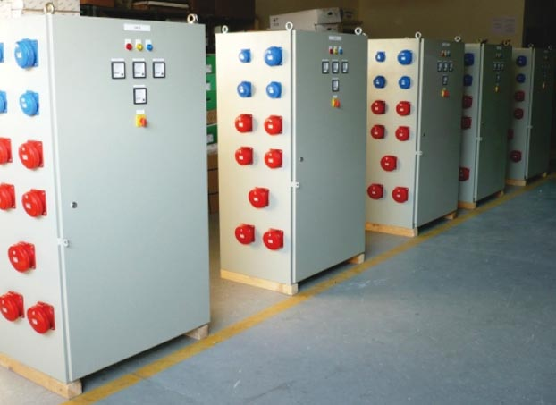 Socket Panels